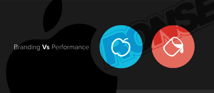 Apple vs Ronseal - Branding vs Performance